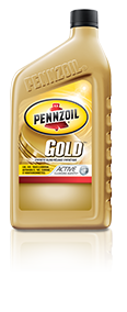 Penzoil Gold Synthetic Motor Oil from Inventory Express