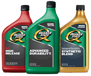 Quaker State Oil and Lubricants at Inventory Express
