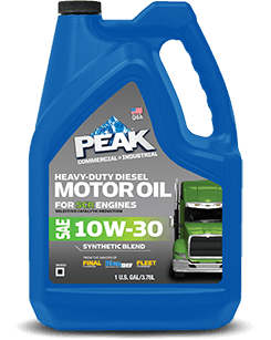 Peak Motor Oil from Inventory Express