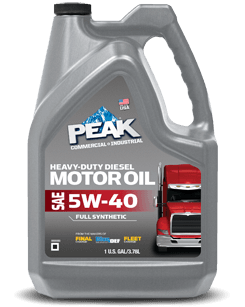 Peak Heavy-Duty Motor Oil from Inventory Express