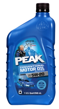 Peak Conventional Motor Oil